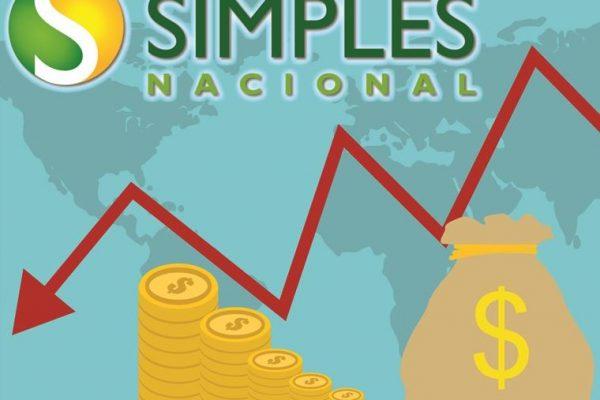 Simples Nacional Redução de valores
