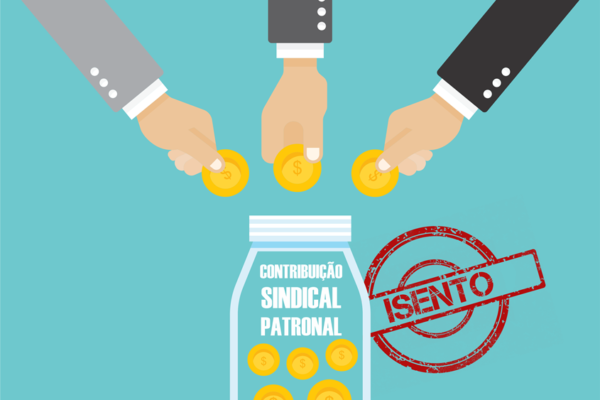 Isentos da contribuição sindical patronal